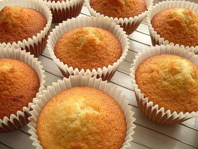 Making Fairy Cakes With Plain Flour