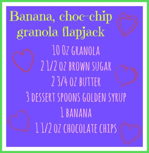 flapjack recipe