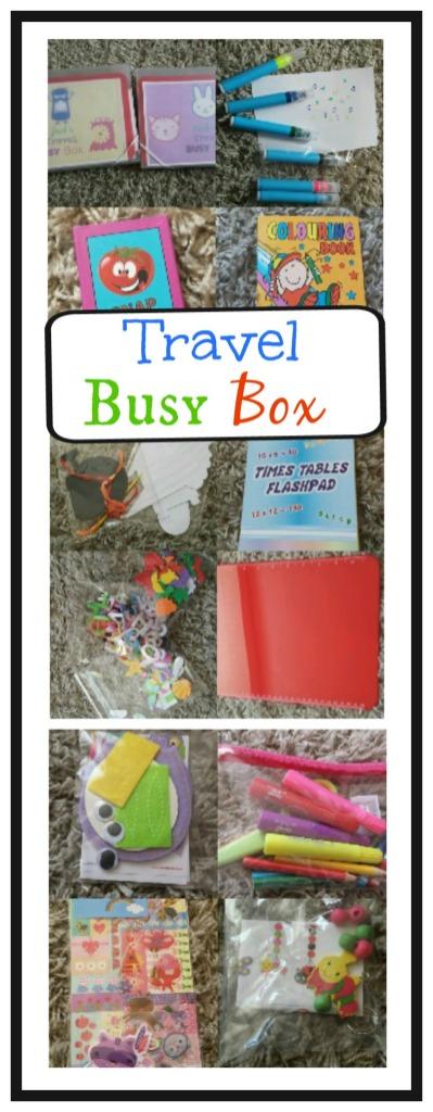 Travel Busy Box