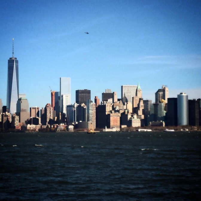 Mum and Dad in Manhattan – day two!